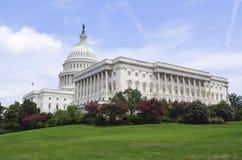 大厦国会大厦dc我们美国华盛顿 库存图片