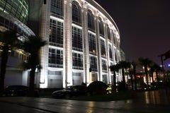 大厦国会晚上 图库摄影