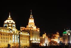 大厦在上海 库存图片