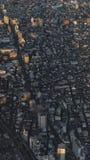 大厦在东京 库存图片