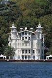 大厦在伊斯坦布尔市,土耳其 库存图片