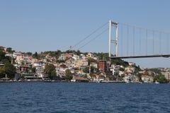 大厦在伊斯坦布尔市,土耳其 库存照片