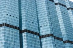 大厦在城市 图库摄影