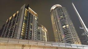 大厦在城市 库存照片