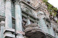 大厦在市有美好的建筑学的傲德萨 库存图片