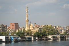大厦在开罗,埃及 免版税库存图片