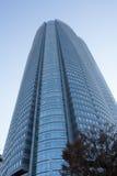大厦在日本 免版税库存照片