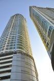 大厦在曼谷 免版税图库摄影