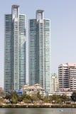 大厦在曼谷 库存照片