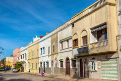 大厦在杰迪代,摩洛哥 库存图片