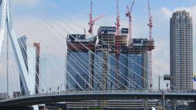 大厦在欧洲 免版税库存图片