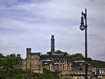 大厦在爱丁堡2 图库摄影