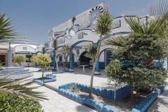 大厦在突尼斯 库存图片
