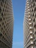 大厦在芭达亚 免版税库存图片