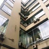 大厦在莫斯科 免版税库存照片