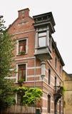 大厦在那慕尔 瓦隆 比利时 免版税库存图片
