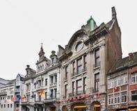 大厦在那慕尔 瓦隆 比利时 库存照片