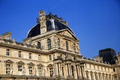 大厦在巴黎,法国 免版税库存图片