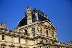 大厦在巴黎,法国 免版税图库摄影