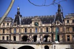 大厦在巴黎,法国 库存图片
