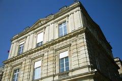大厦在巴黎,法国 免版税库存照片
