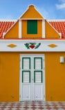 大厦在Aruba 免版税库存图片