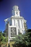 大厦在Provincetown,马萨诸塞 免版税图库摄影