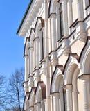 大厦在Voskresensky Novodevichy女修道院 库存图片