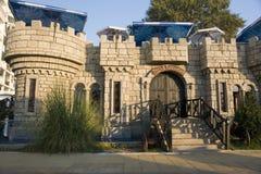 大厦城堡 免版税图库摄影
