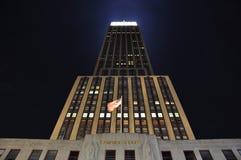 大厦城市帝国新的状态约克 免版税库存图片