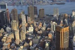 大厦城市纽约 库存图片