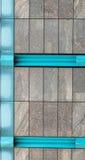 大厦墙壁 图库摄影