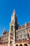 大厦大厅新的城镇 免版税库存照片