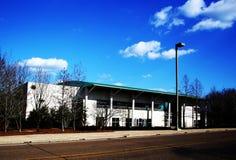 大厦密西西比sanderson州立大学 免版税库存图片
