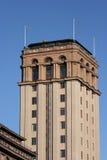 大厦市政厅斯德哥尔摩 库存图片