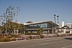 大厦希望国际主要大学 免版税库存照片