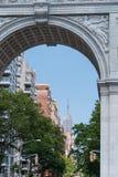 大厦帝国曼哈顿新的状态美国约克 库存图片