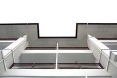 大厦建筑学外部 免版税库存照片