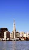 大厦弗朗西斯科・圣transamerica 免版税库存照片