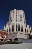 大厦弗朗西斯科现代圣 免版税库存图片