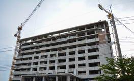 大厦或建筑的事务 免版税库存照片