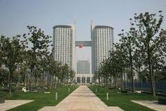 大厦政府机关 免版税图库摄影