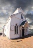 大厦教会有历史老 免版税库存照片