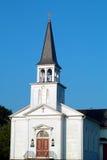 大厦教会葡萄酒 免版税图库摄影
