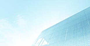 大厦数据 免版税库存图片