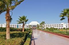 大厦旅馆豪华主要 免版税库存图片