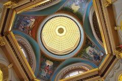 大厦最高限额议会 免版税库存图片