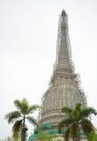 大厦柬埔寨pehn pnom寺庙 库存图片