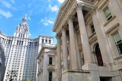 大厦法院大楼市政花呢 免版税图库摄影