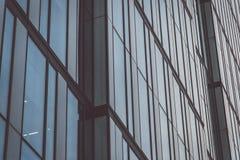 大厦海拔 免版税库存照片